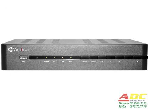Đầu ghi hình AHD 16 kênh VANTECH VPS-1663AHD